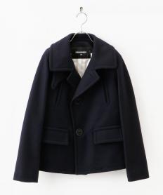 ウール シングルコート 【送料無料】