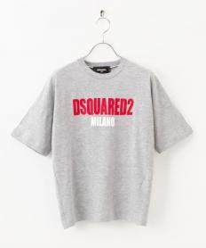 DSQUARED2 ルーズTシャツ 【送料無料】