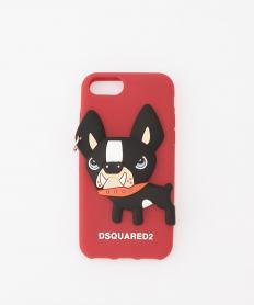 【Dsquared2】 チロ スマートフォンケース(iPhone7対応)【送料無料】
