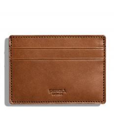 【SHINOLA】 6ポケットカードケース 【送料無料】