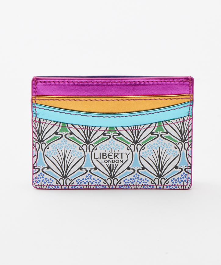 【LIBERTY LONDON】 RAINBOW CARDHOLDER【送料無料】