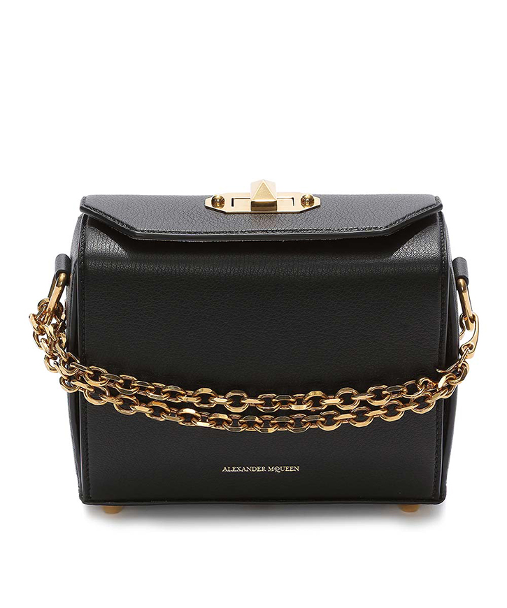 【Alexander McQueen】 BOX BAG 19【送料無料】