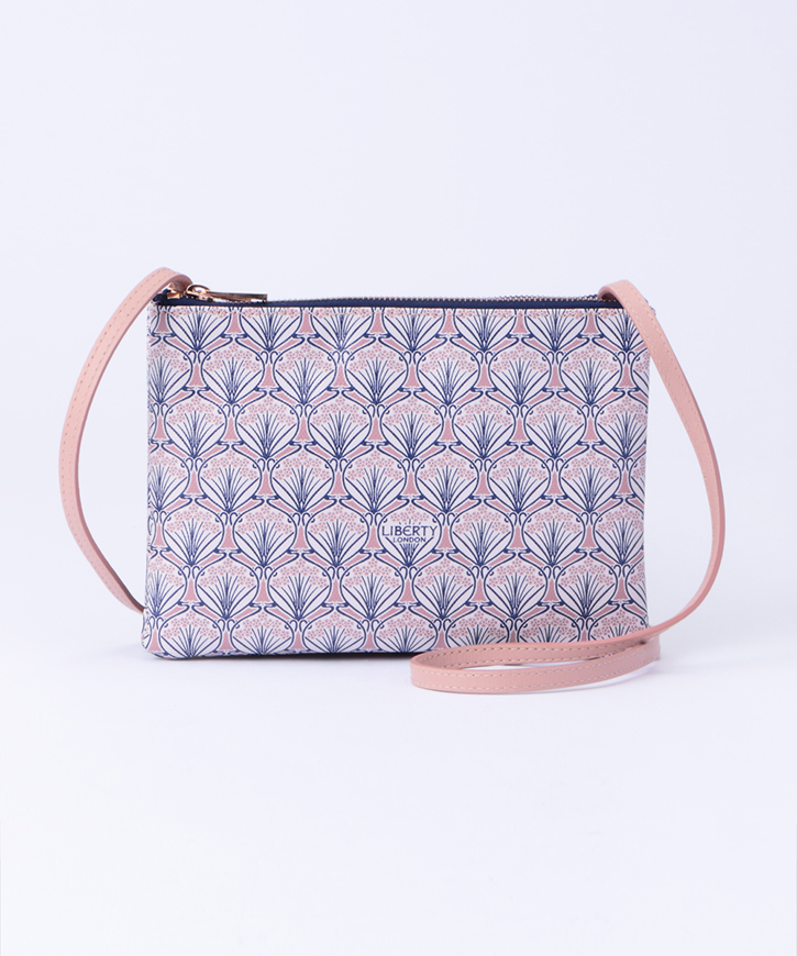 【LIBERTY LONDON】 BAYLEY CROSS BODY POUCH