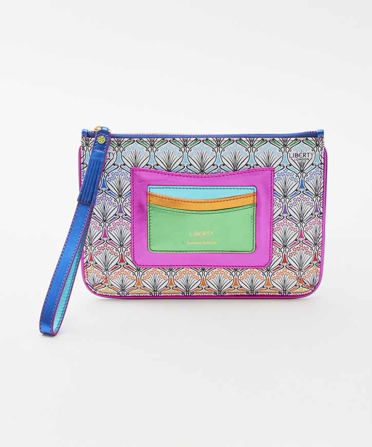 【LIBERTY LONDON】 RAINBOW WRISTLET【送料無料】